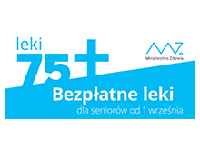 leki 75 plus logo
